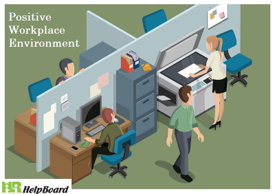 5 Ways to Create a Positive Workplace Environment