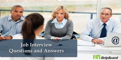 15 Basic Job Interview Questions and Answers