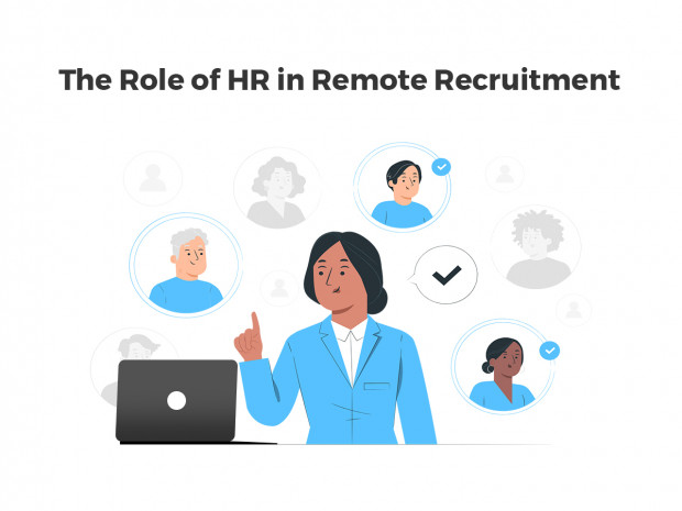 The Role of HR in Remote Recruitment