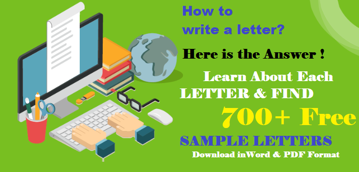 700 + Free Sample Letter Templates