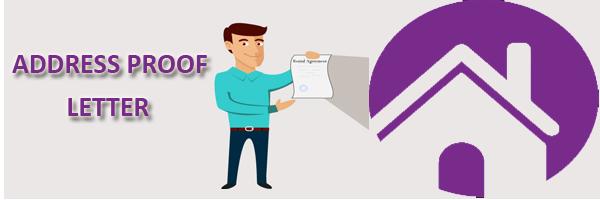 address proof letter - HR helpboard
