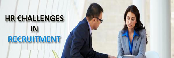 Challeges in Recruitment - HR Helpboard