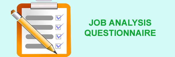 job analysis questionnaire - HR Helpboard