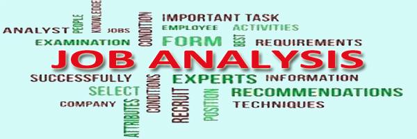 job analysis - HR Helpboard