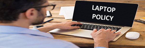 Laptop Policy - HR Helpboard
