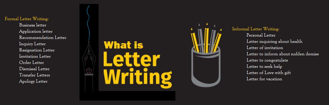 What is Letter Writing