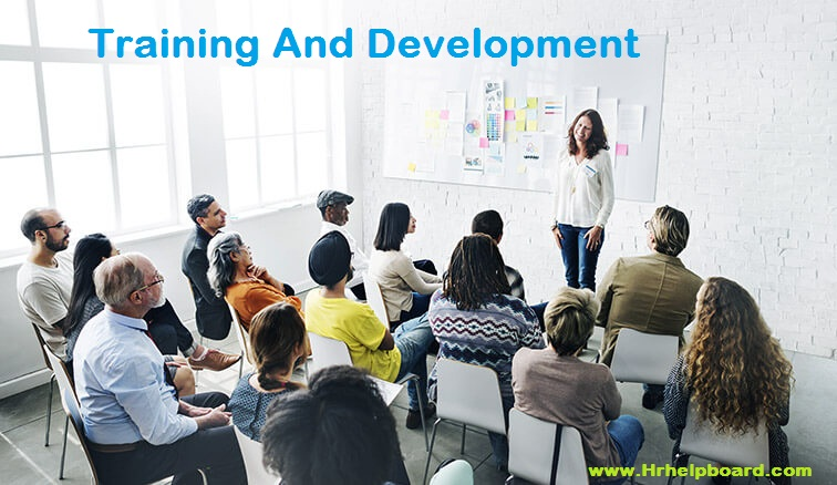Training and development  hrhelpboard
