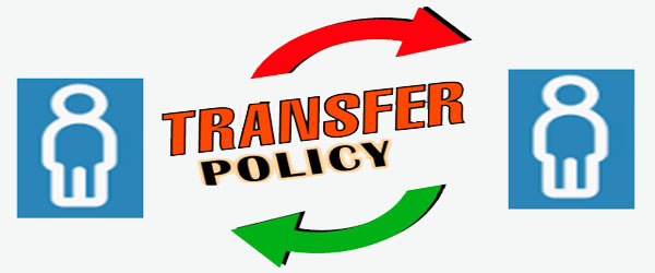 Transfer Policy - HR Helpboard