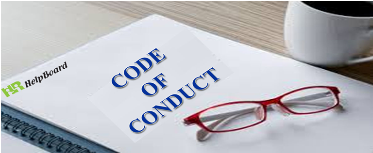 code of conduct sample 2 -hrhelpboard