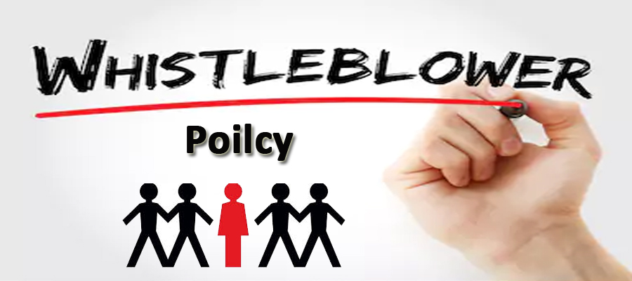 whistle blower policy - hrhelpboard