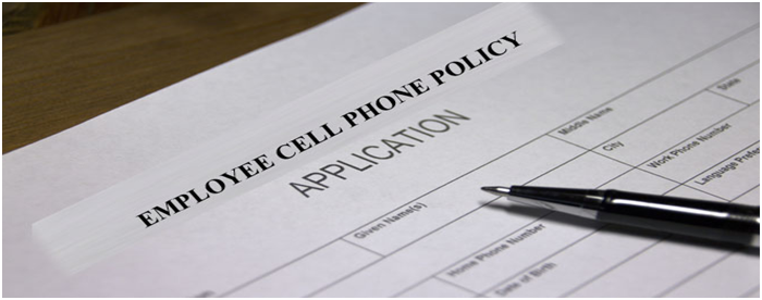 agreement -hr policy -mobile policy
