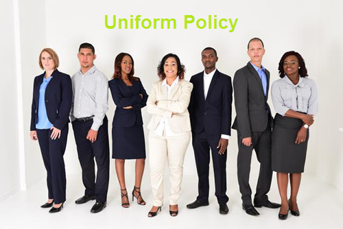 uniform policy for employees -hrhelpboard