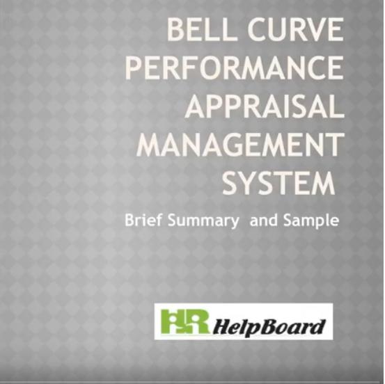 Bell Curve Appraisal